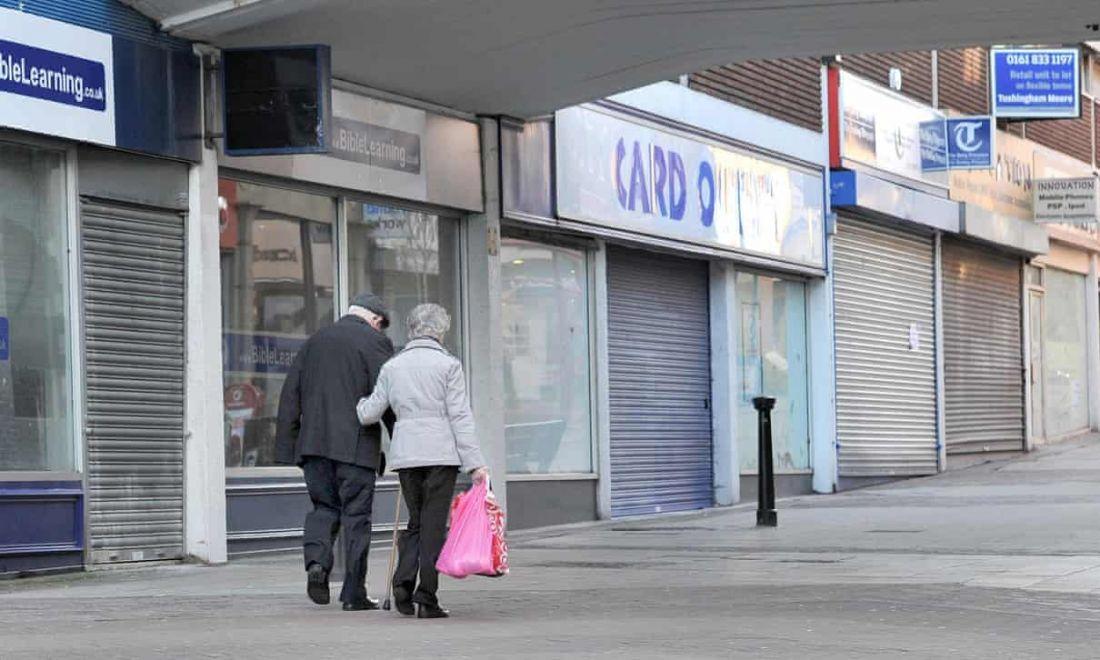 Số lượng cửa hàng bỏ trống cao kỷ lục, nhiều tuyến phố thương mại chính tại Anh có thể trở thành con đường ma
