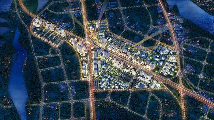 Khu đô thị DIC Solar City Vũng Tàu