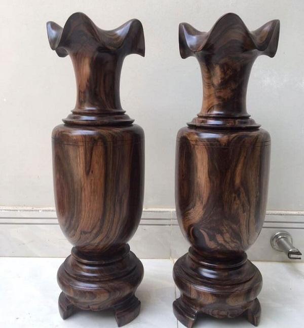 Lục bình làm từ gỗ Chiu Liu