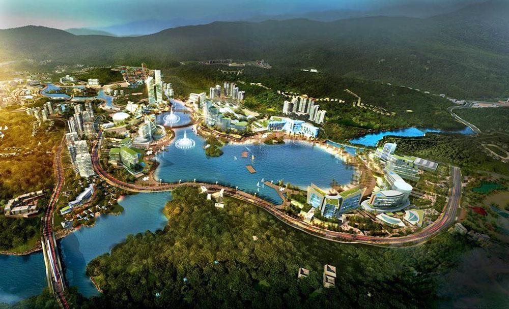 Trung tâm hành chính khu kinh tế Vân Đồn đặt ở đâu?