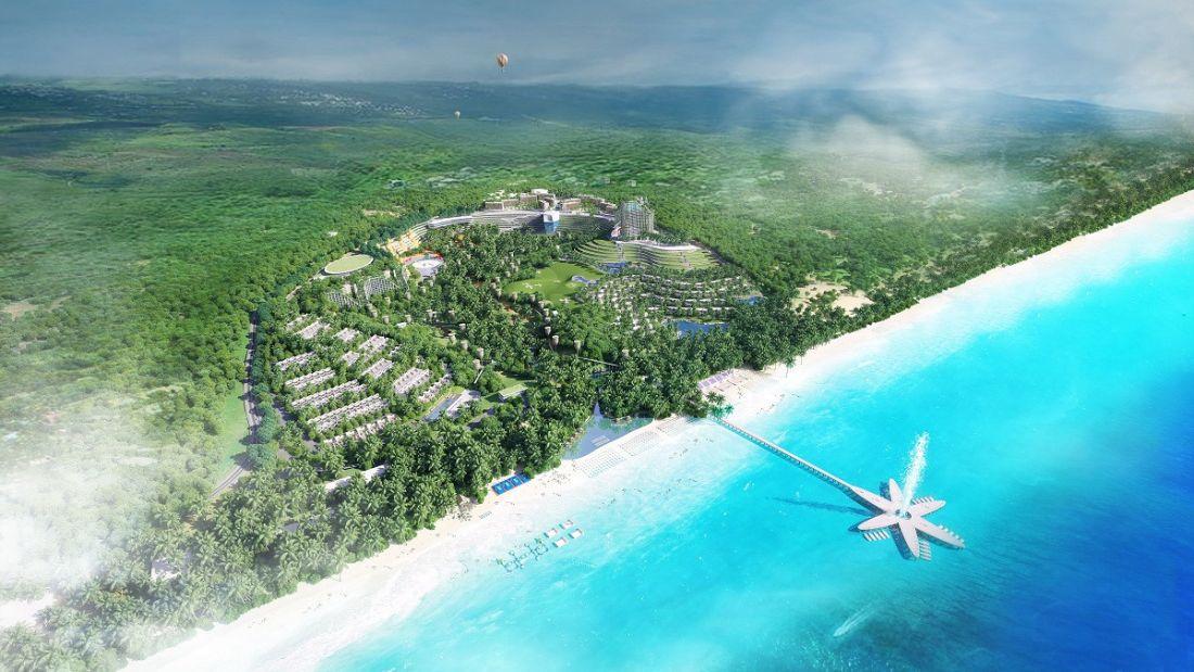 Khu du lịch nghỉ dưỡng King Sea Phan Thiết