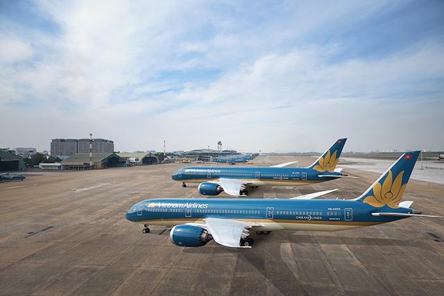 Chính thức mở lại 6 đường bay quốc tế