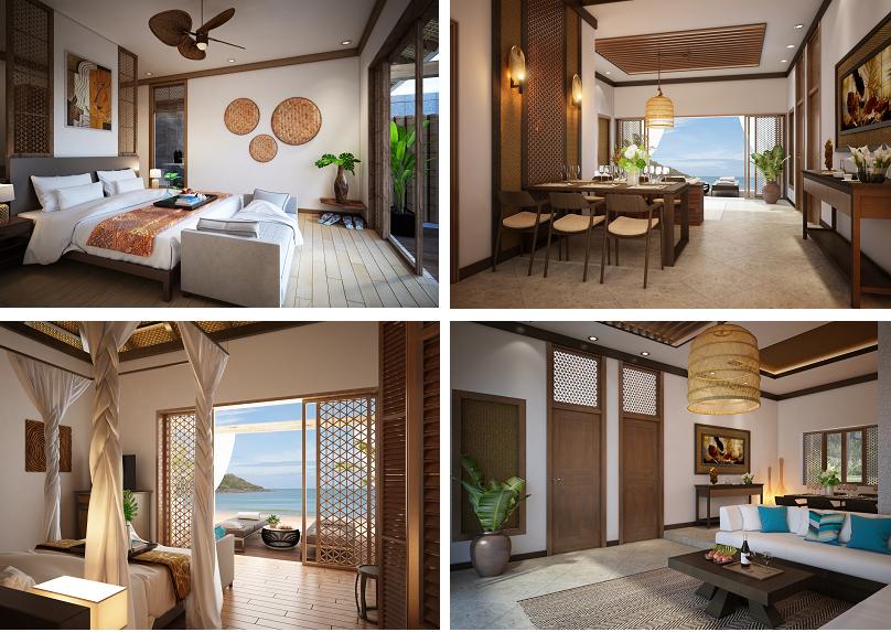 Dự án căn hộ Charm Hồ Tràm Resort