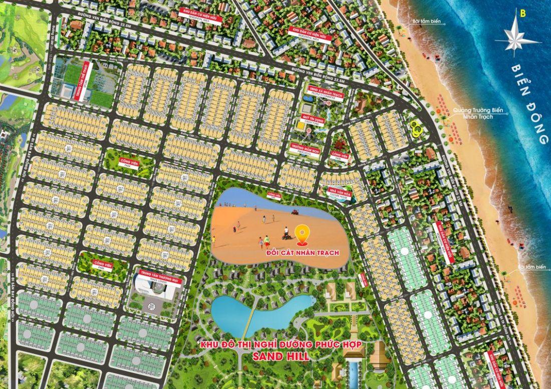 Khu đô thị Gosabe City Quảng Bình