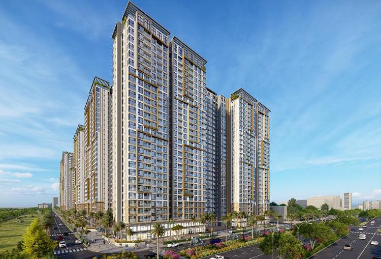 Quy mô dự án căn hộMasteri Centre Point Quận 9