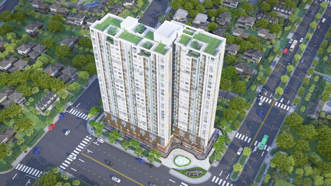 TP.HCM chấp thuận đầu tư khu nhà ở cao tầng tại quận 8