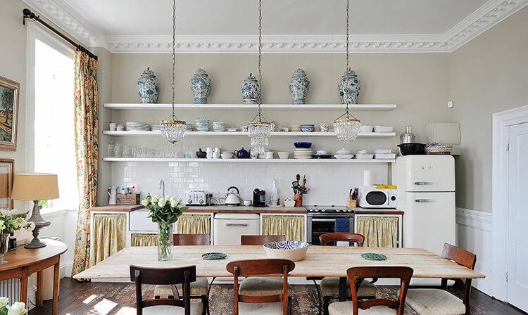 Căn nhà thêm ấn tượng khi kết hợp phong cách nội thất Chinoiserie