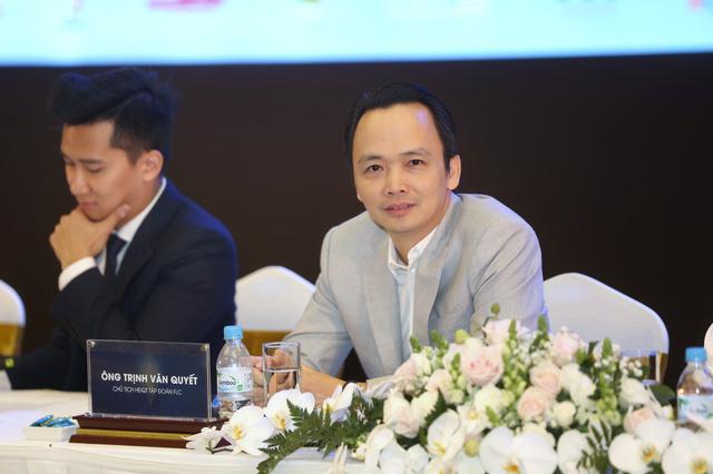 Ông Trịnh Văn Quyết: FLC sẽ làm dự án nghỉ dưỡng 7 sao tại Bình Định