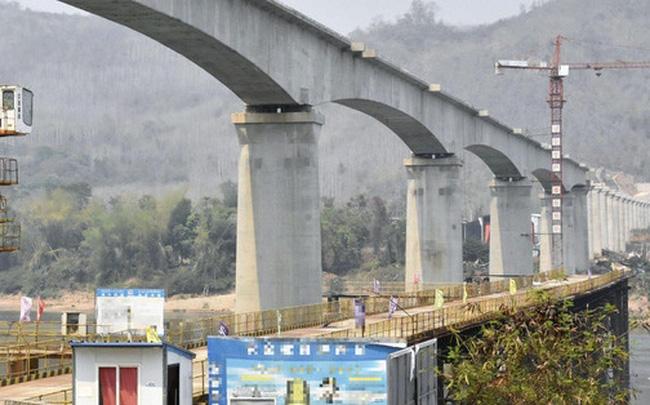 Tuyến đường sắt 6 tỉ USD gây tranh cãi của TQ tại Lào: Hiện thực hóa