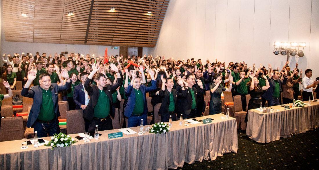 Các đơn vị phân phối thể hiện quyết tâm chinh phục The Residence Phú Quốc