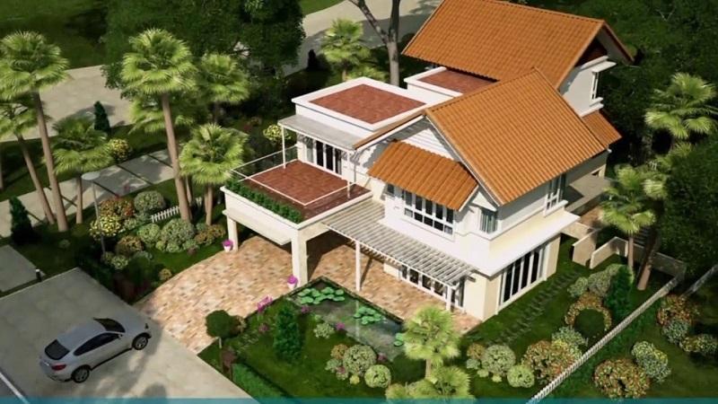 Biệt thự Xanh Villas Hà Nội