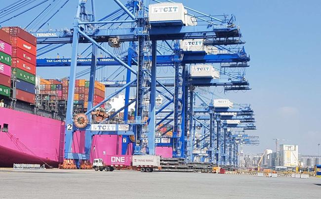 Logistics Cái Mép Hạ: Bệ phóng cảng trung chuyển quốc tế  - Ảnh 1.