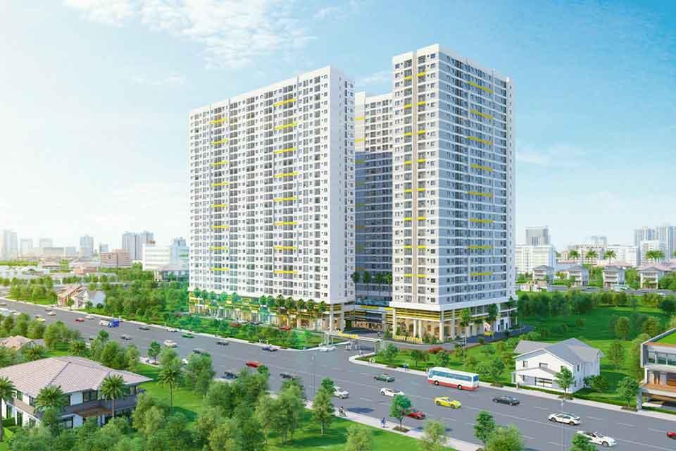 Căn hộ Legacy Central Thuận An