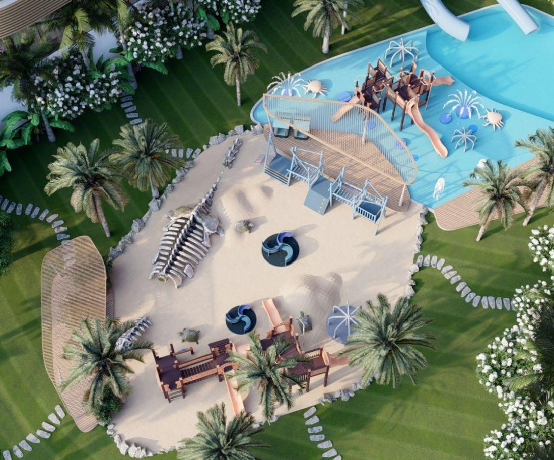 Khu nghỉ dưỡng Charm Long Hải Resort & Spa Bà Rịa - Vũng Tàu