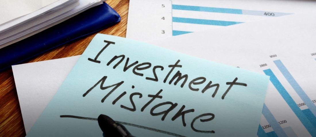 Những sai lầm nên tránh khi đầu tư bất động sản