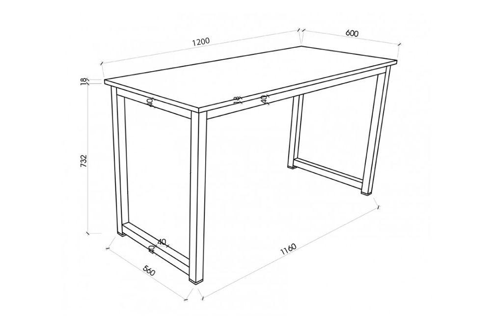 Kích thước bàn làm việc dành cho nhân viên văn phòng