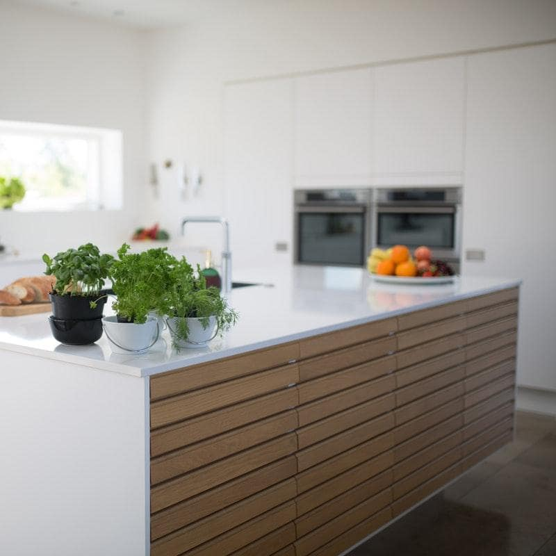 6 ý tưởng thiết kế nhà bếp thống trị năm 2020
