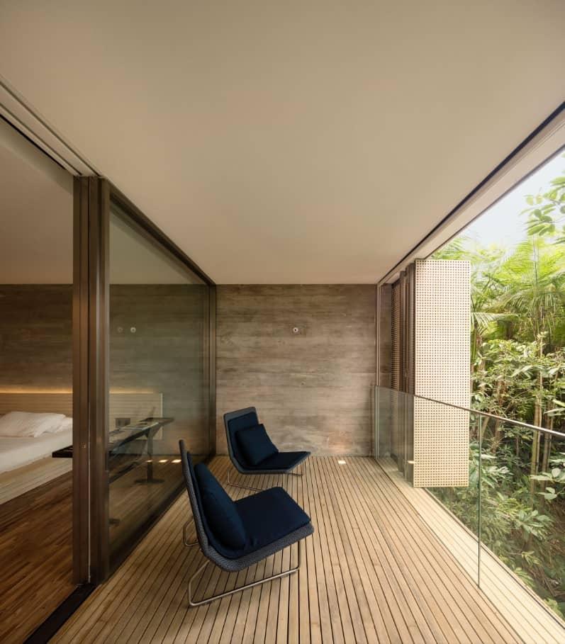 Ban công: Thiên đường thư giãn trong nhà của bạn