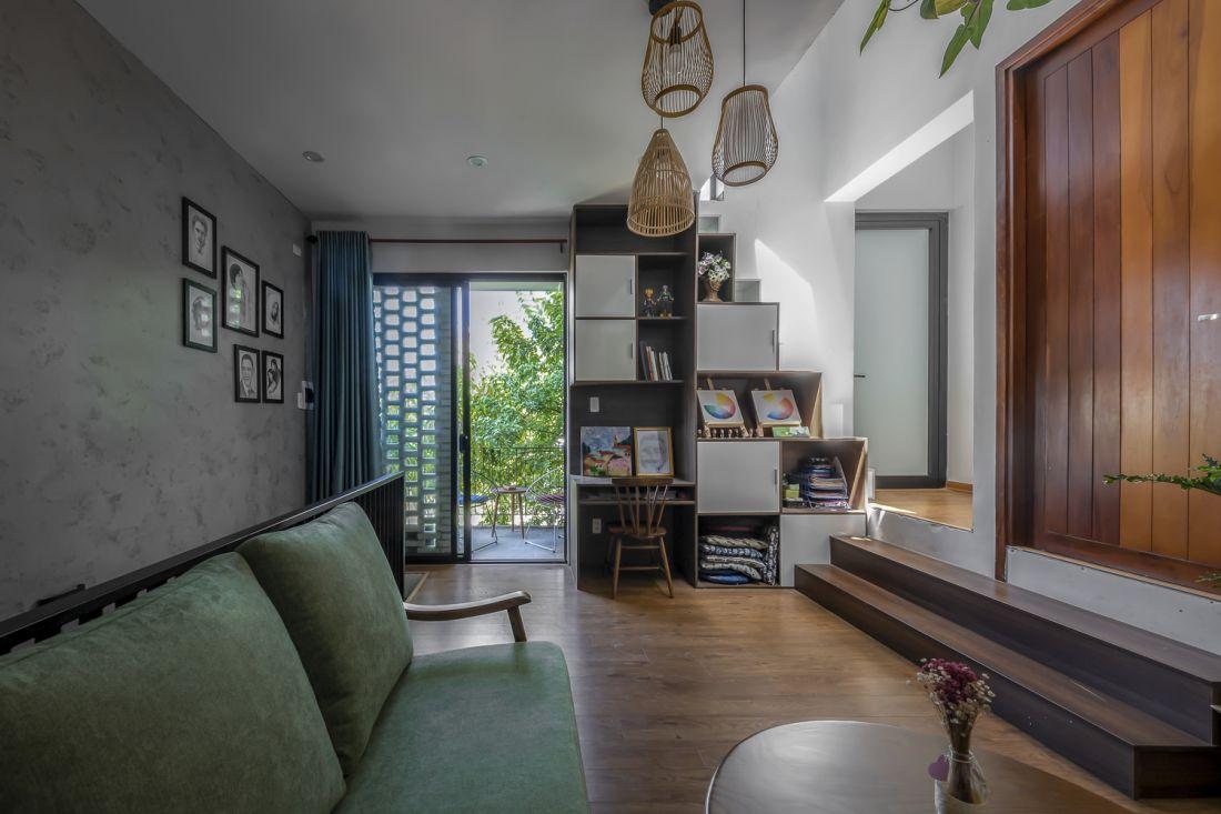 Nhà phố Đà Nẵng từ câu chuyện tình yêu ra đời thực