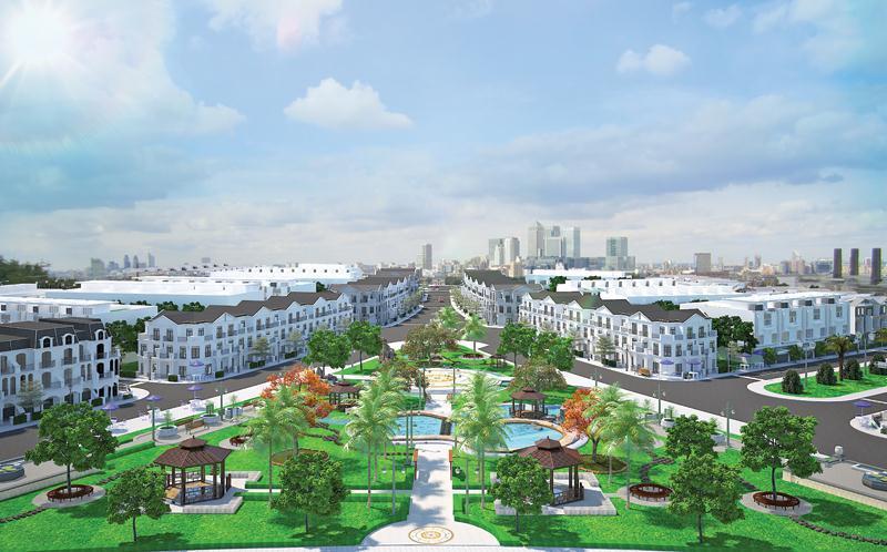 Khu đô thị Bắc Hội An Quảng Nam