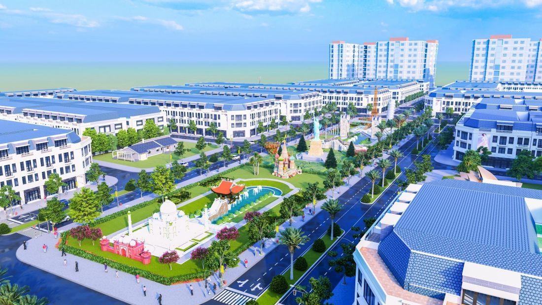 Khu đô thị Việt Hàn Thái Nguyên