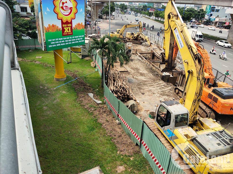 TP.HCM đóng cầu Nguyễn Hữu Cảnh để xoá ngập trên con đường đau khổ