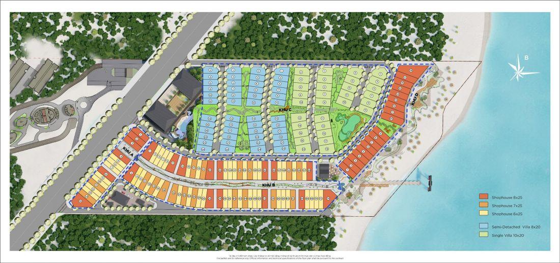 Dự án Sakura Beach - NovaWorld Hồ Tràm