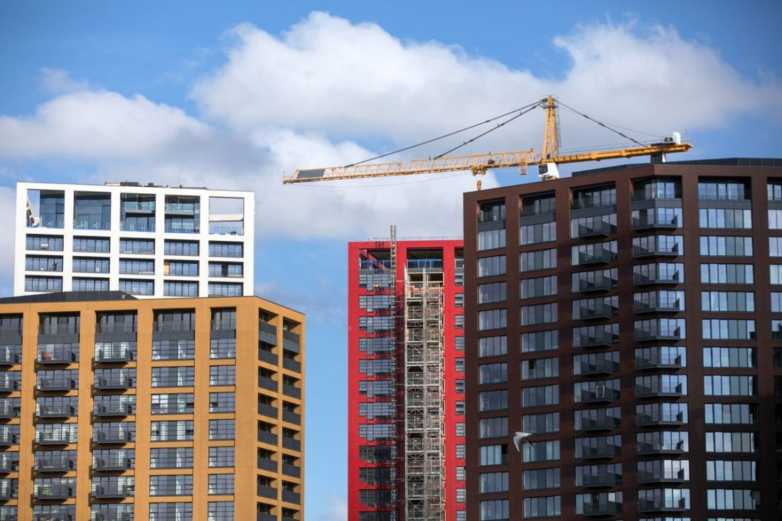 Giá thuê nhà giảm mạnh ở nhiều thành phố lớn