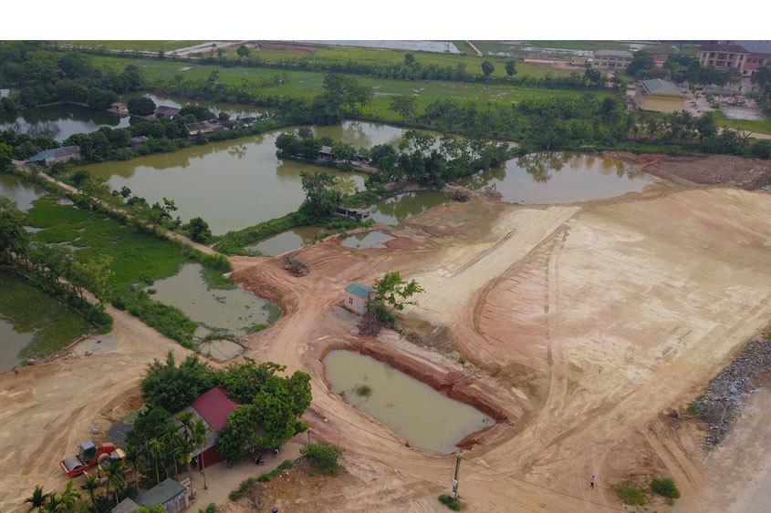 Bộ TN&MT sẽ thanh tra các dự án có người nước ngoài sử dụng đất