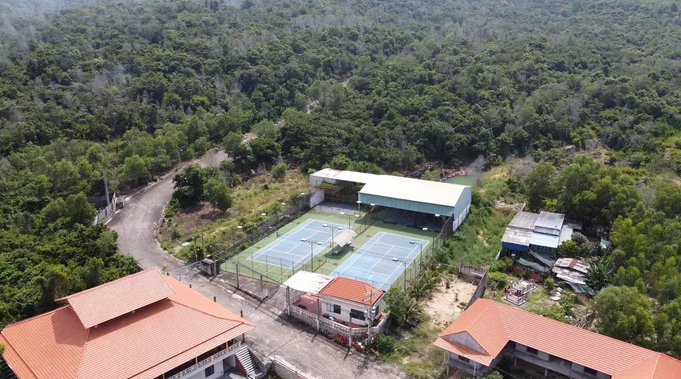 Chính quyền địa phương nói gì về khu du lịch khủng xây chui ở TP Vũng Tàu? - Ảnh 2.