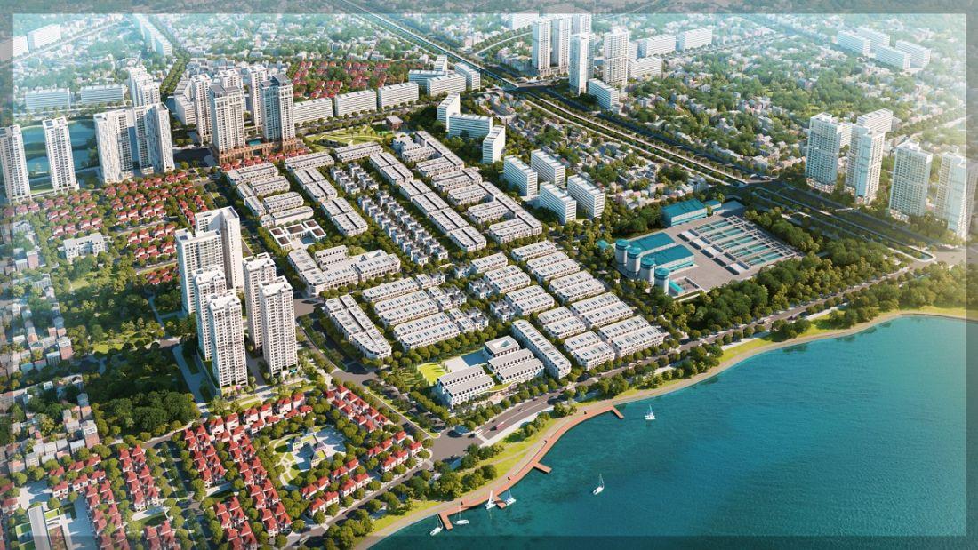 Dự án Louis City Hoàng Mai