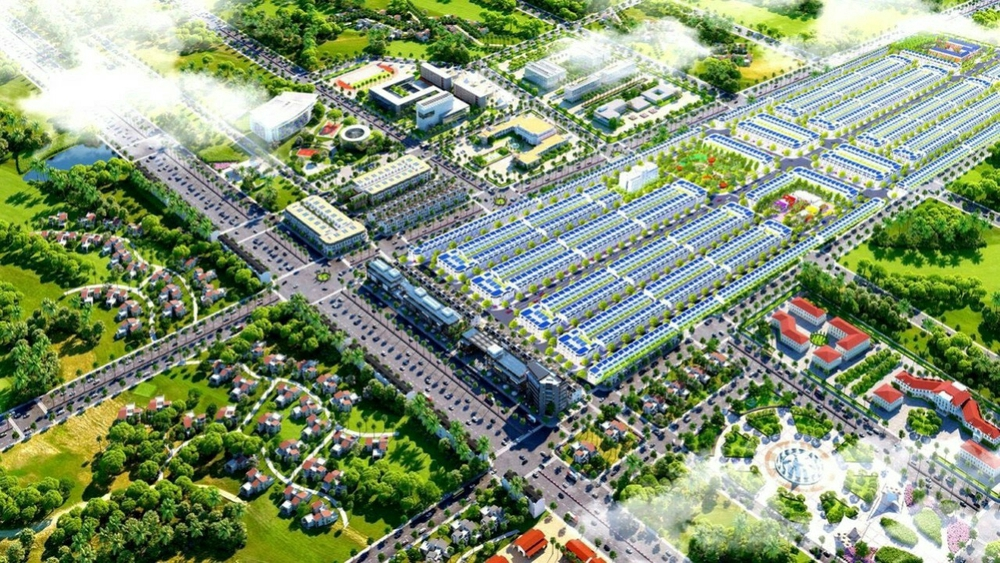 Dự án Thăng Long Central City Bình Dương