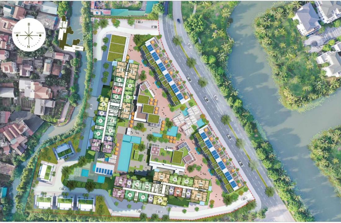 Dự án Sol Forest Ecopark Hưng Yên