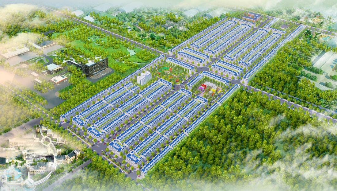Đất nền thị trấn Lai Uyên Bàu Bàng có thực sự hấp dẫn nhà đầu tư?