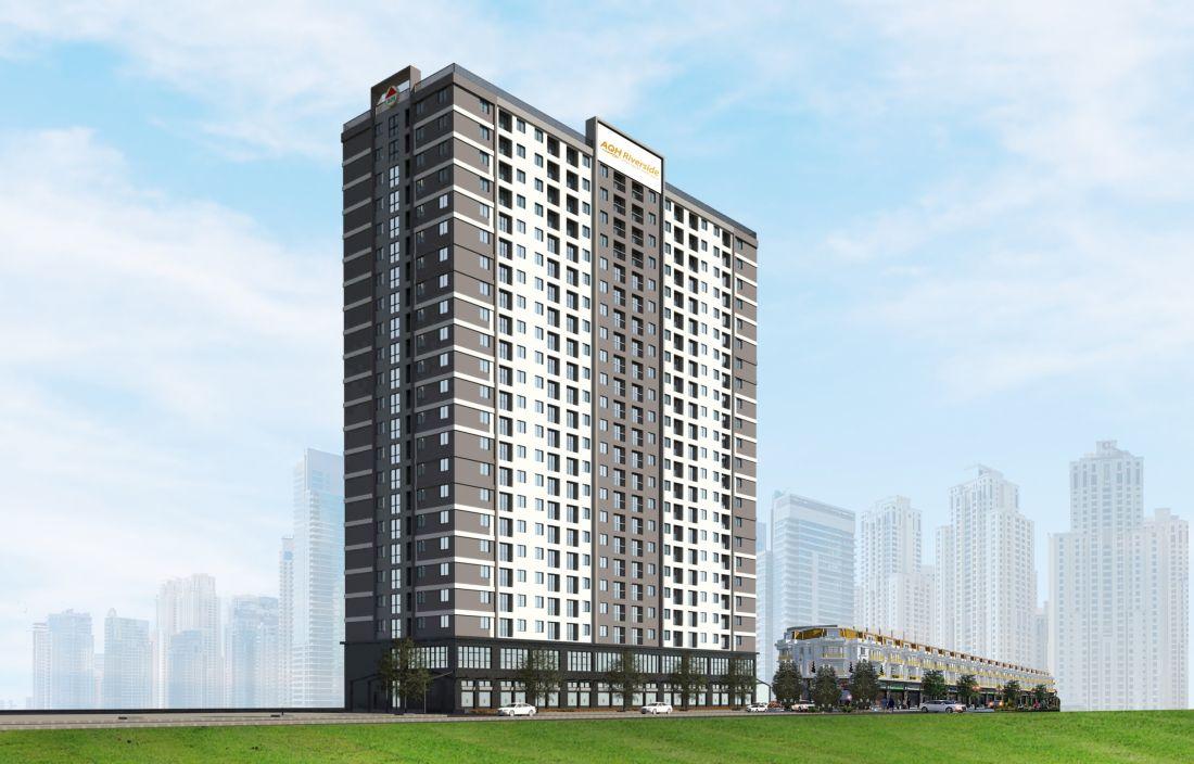 Dự án căn hộ AQH Riverside Long Biên