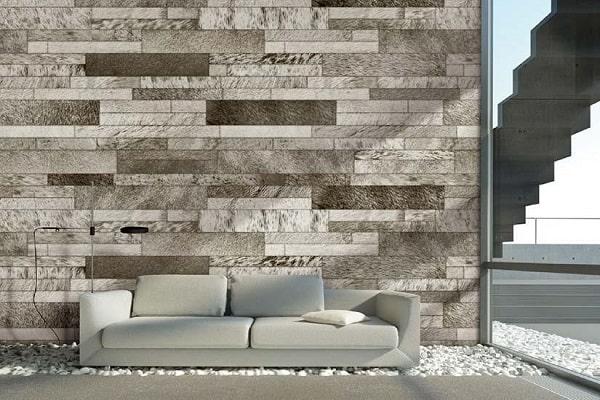 Cách chọn giấy dán tường giả gỗ đẹp