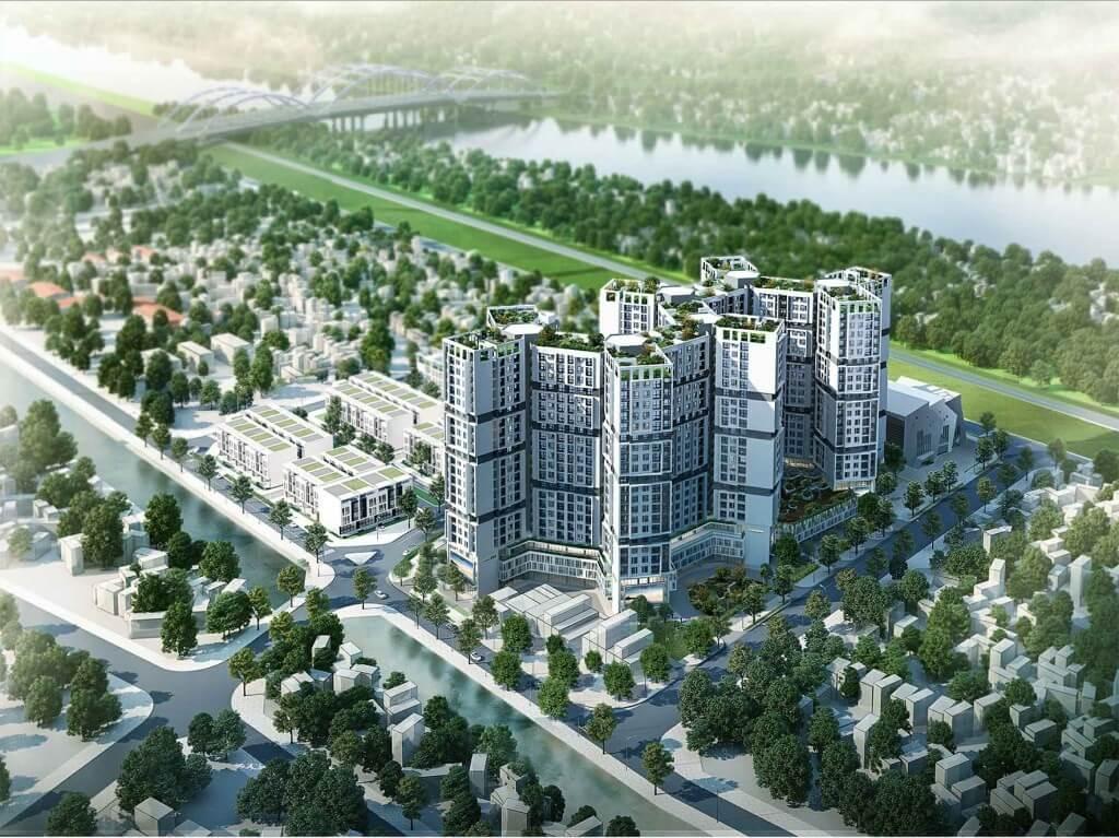 Dự án Đức Giang Residence Long Biên