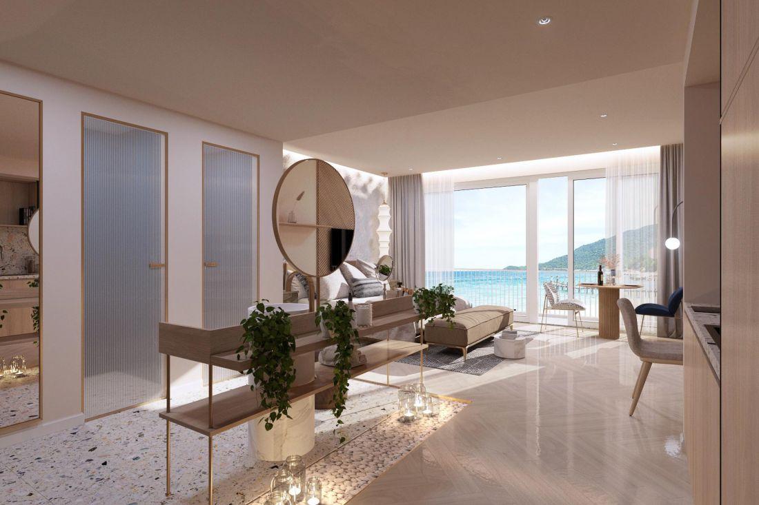 Nhận bàn giao và khai thác ngay căn hộ resort biển, chủ nhân vẫn chưa phải trả lãi và gốc