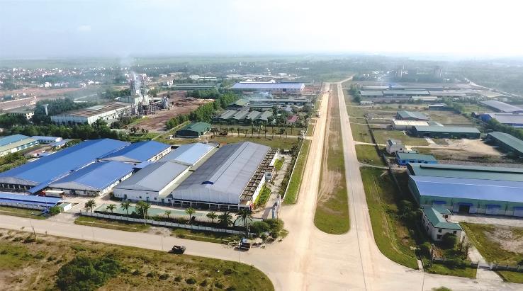 Một góc tại Khu kinh tế Đông Nam hiện nay