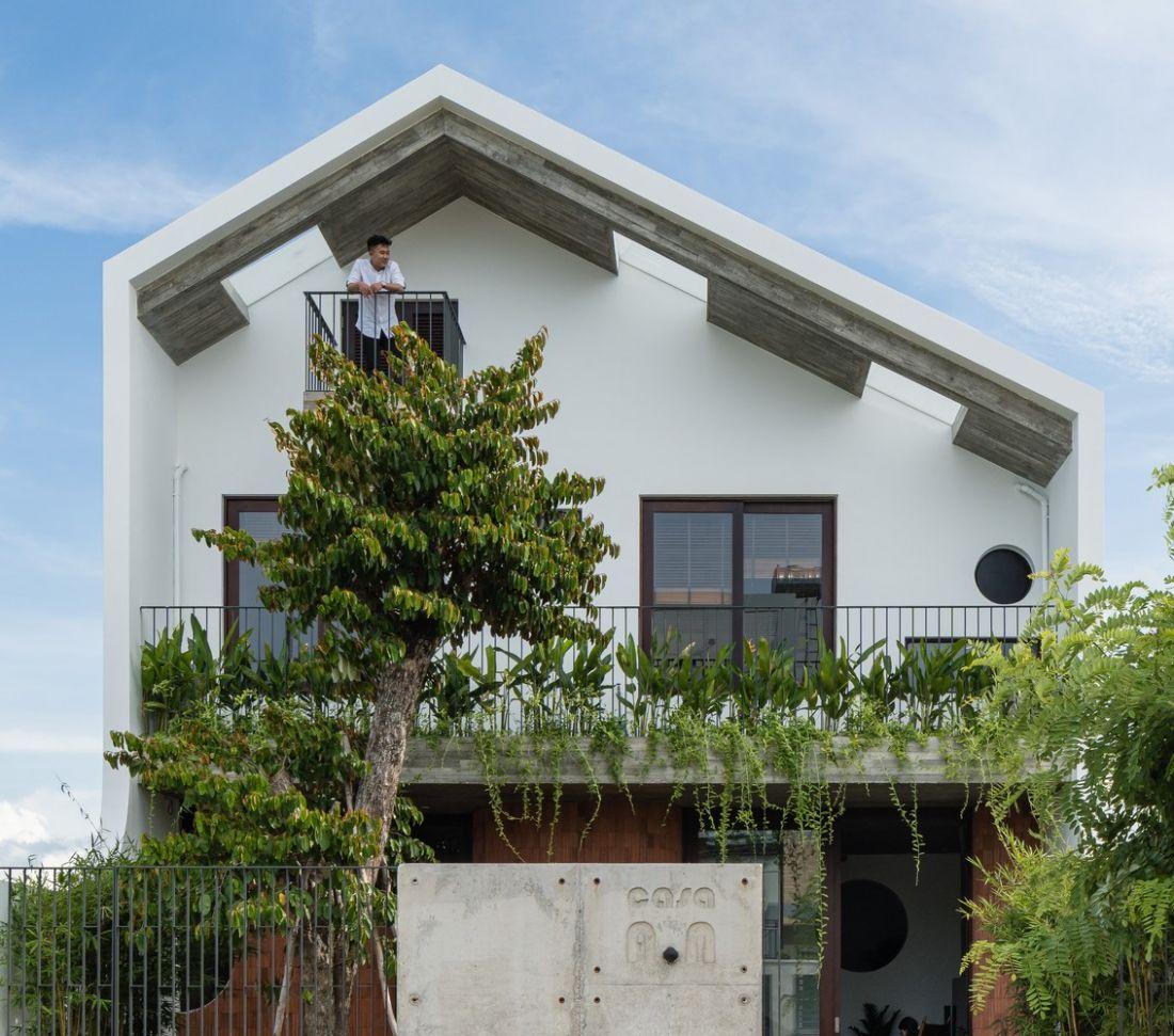 Ngắm nhà 3 tầng ở Đà Nẵng khiến bạn phải ngỡ ngàng