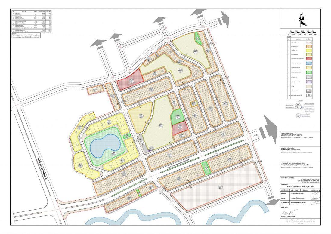 Dự án Kosy City Beat Thái Nguyên