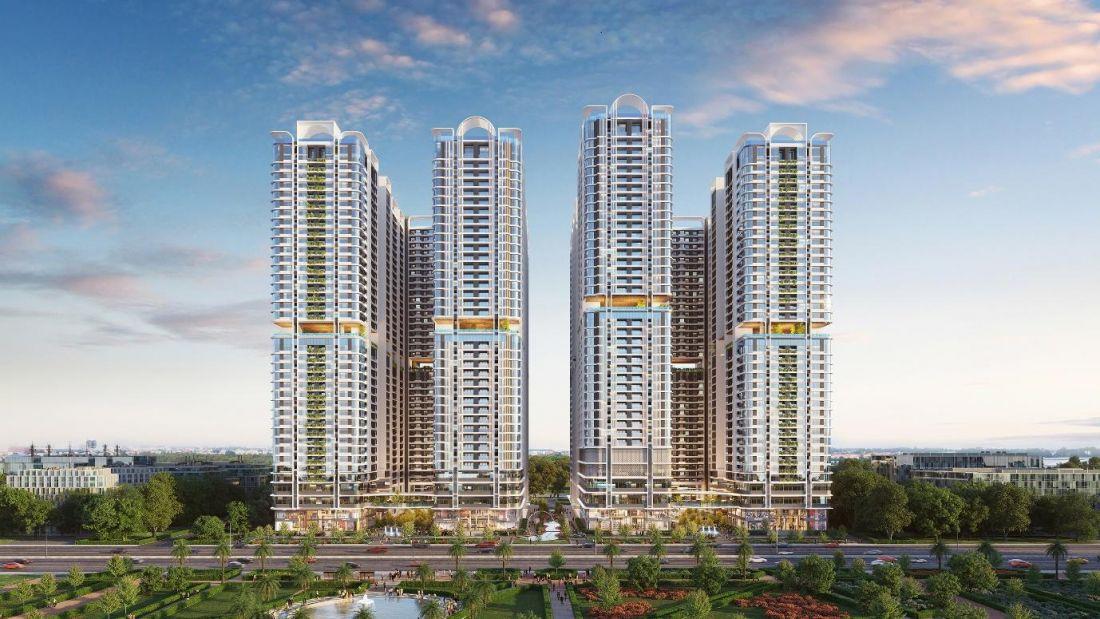 Astral City là dự án đánh dấu bước chuyển mình của thị trường bất động sản Bình Dương khi xuất hiện các dự án đẳng cấp quốc tế