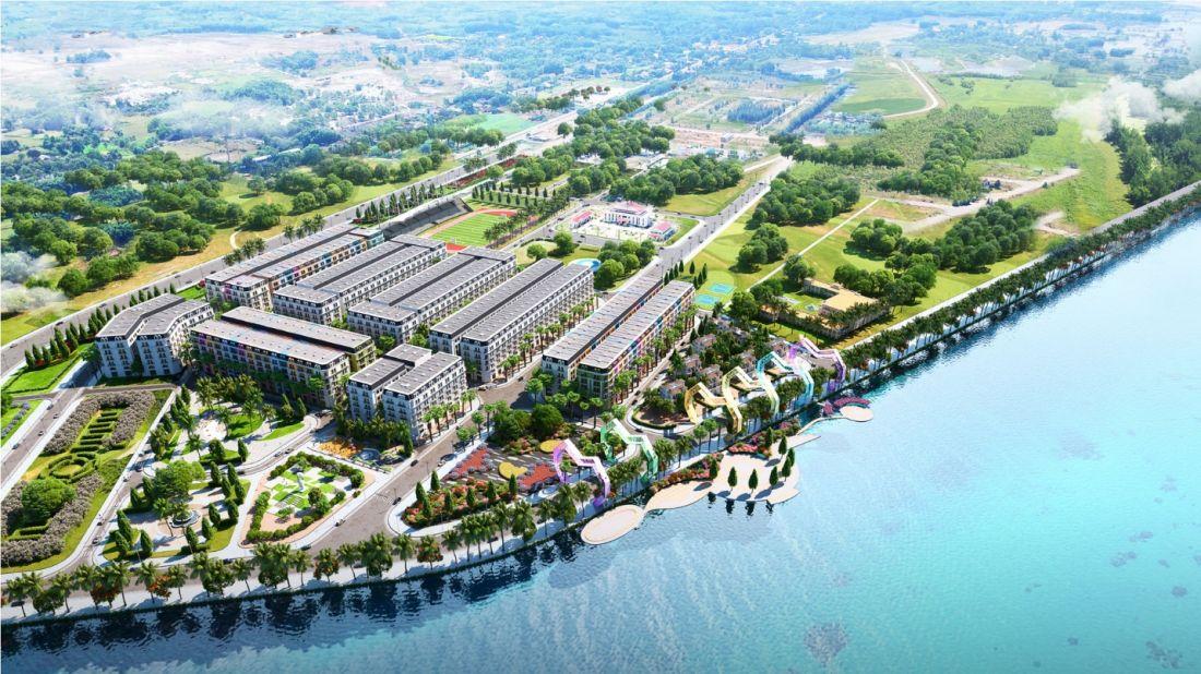 Chu Lai Riverside Quảng Nam- Viên kim cương giữa lòng thành phố 437900146