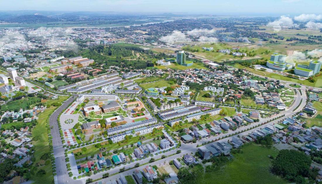Khu đô thị Maris City Quảng Ngãi - Viên ngọc sáng đánh thức tương lai 915459991