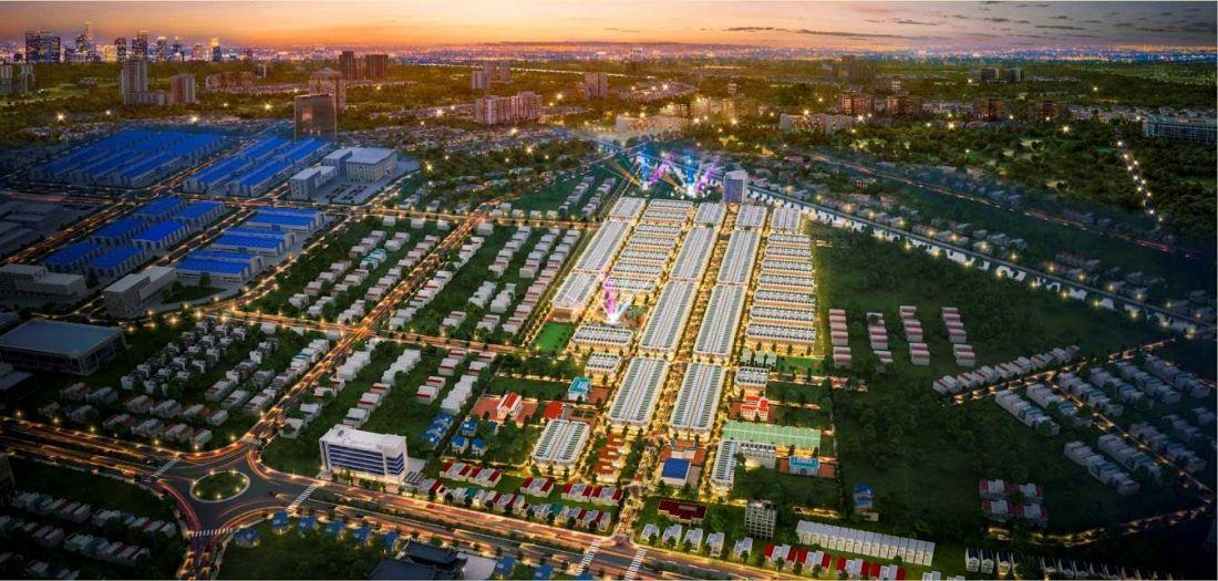 Khu dân cư Minh Châu Sóc Trăng