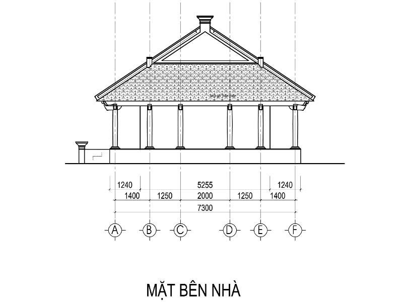 Kích thước chiều dài nhà ở theo phong thủy