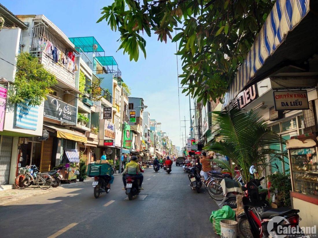 Cận cảnh khu vực sẽ trở thành hai phố đi bộ mới của TP.HCM