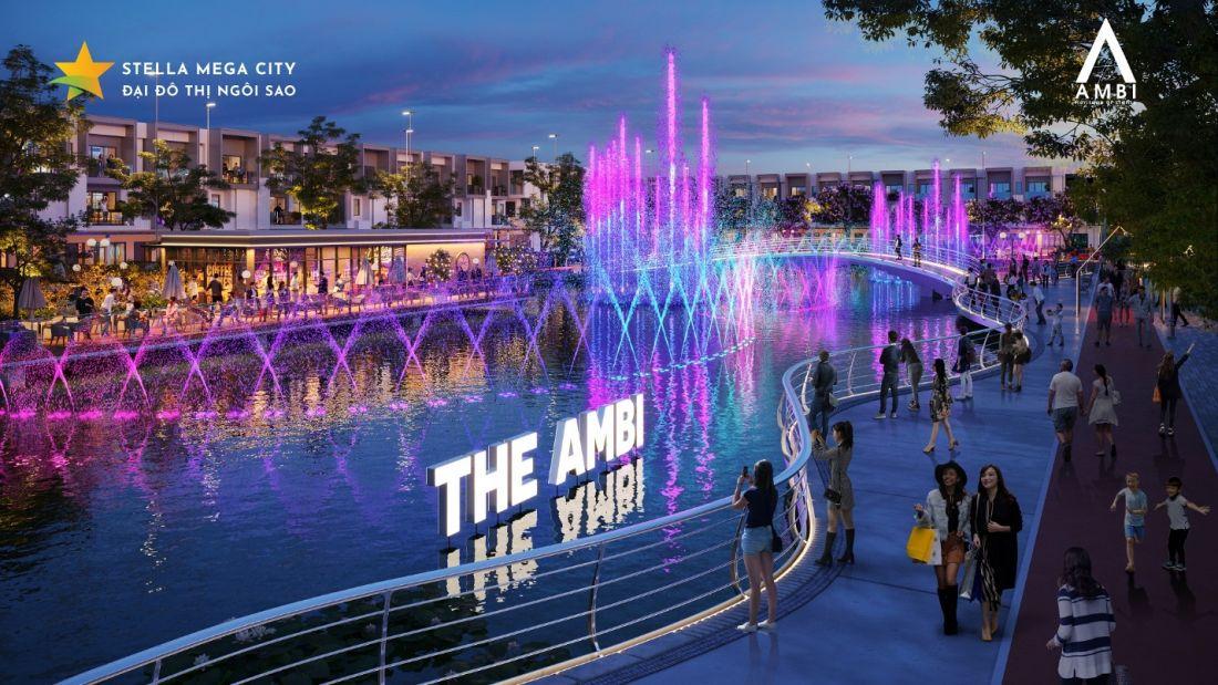 The Ambi – Đô thị Ánh Sáng độc đáo của miền Tây Nam Bộ