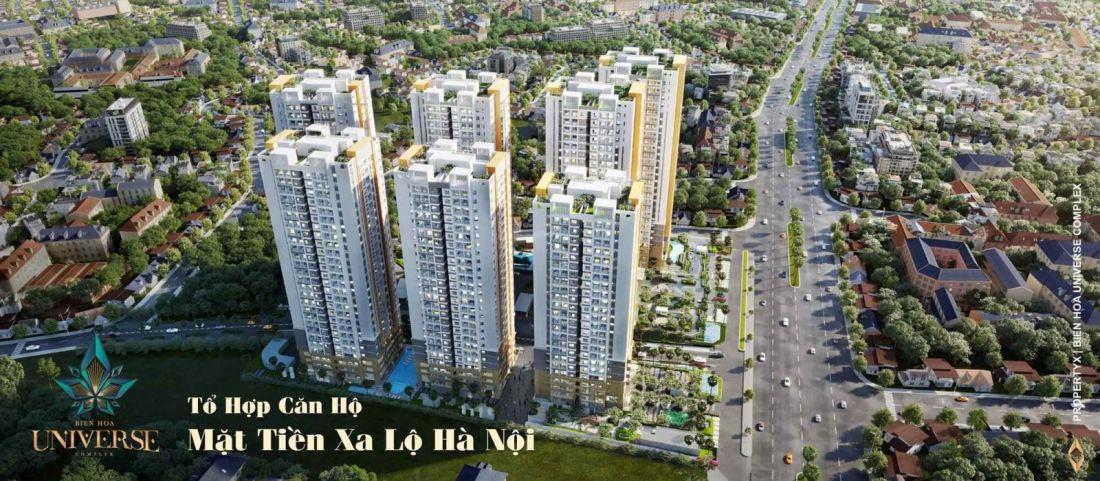 Dự án Biên Hòa Universe Complex Đồng Nai