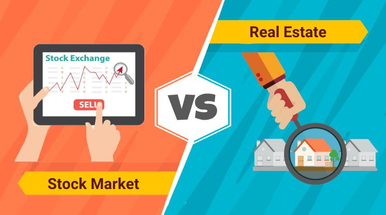 Cổ phiếu và bất động sản, bạn nên đầu tư vào đâu?